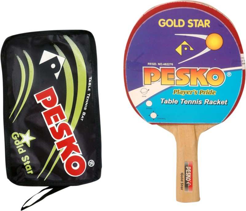 Pesko Gold Star Table Tennis Kit