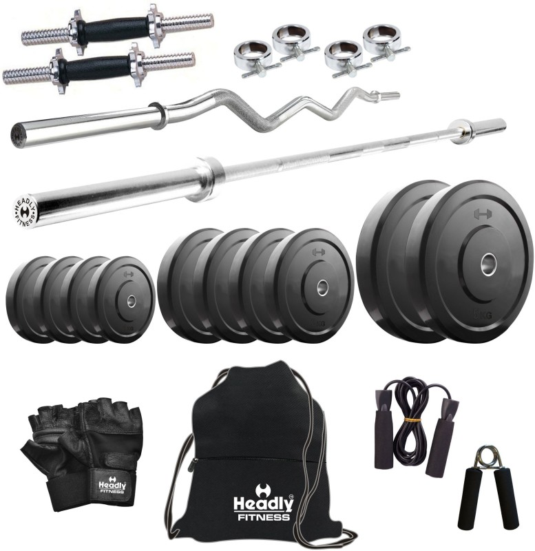 Headly 18 kg Combo 2 Home Home Gym Kit