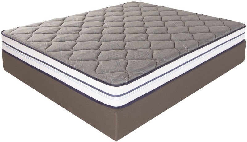 DUROFLEX Balance Duropedic with Doctor Recommended 5 Zone Orthopedic Support Layer 8 inch King Bonded Foam Mattress(L x W: 72 inch x 72 inch)