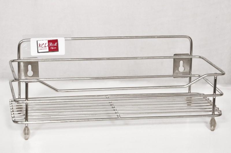 KCL Box Rack Stainless Steel Kitchen Rack(Steel)