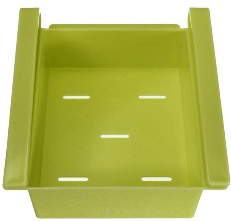 ChinuStyle Plastic Kitchen Rack(Multicolor)