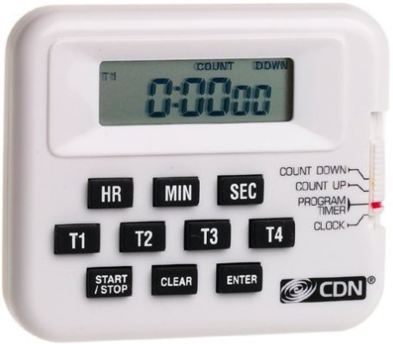 CDN PT1A Kitchen Timer