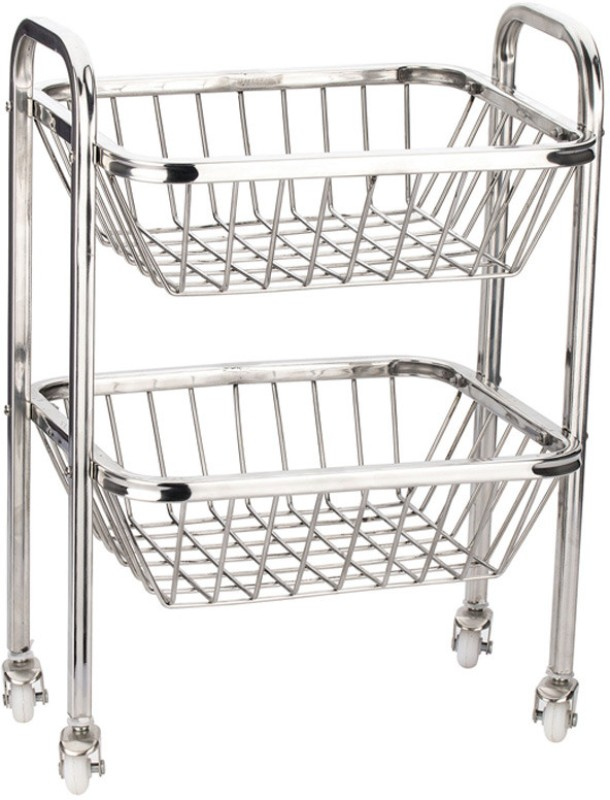 Pigeon Stainless Steel Kitchen Trolley