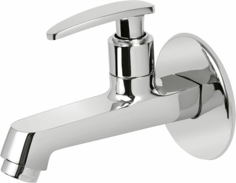 Vviya Bib Tap Chrome Platting Bathroom/Kitchen Bib Tap with Foam Flow Bib Tap Faucet(Wall Mount Installation Type)