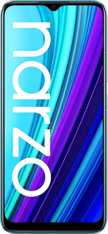 realme Narzo 30A (Laser Blue, 64 GB)(4 GB RAM)