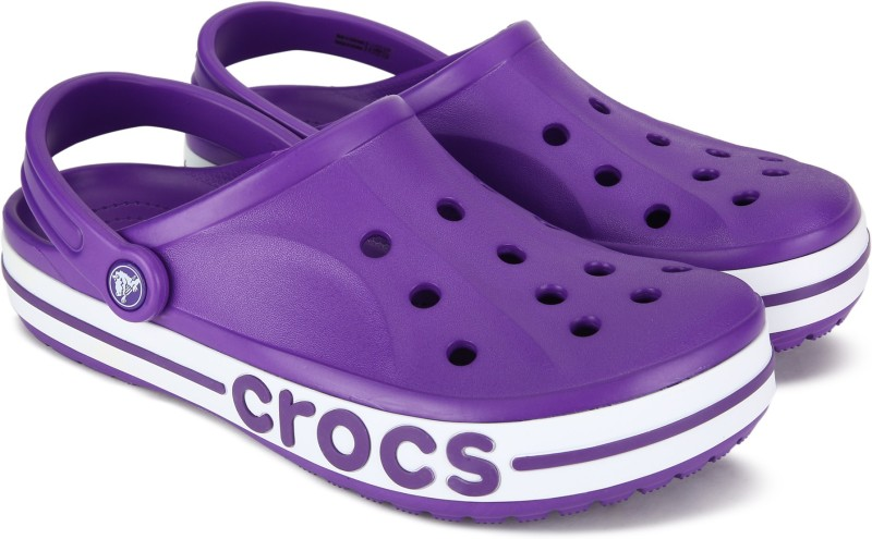 CROCS (Bayaband) Men Purple Clogs