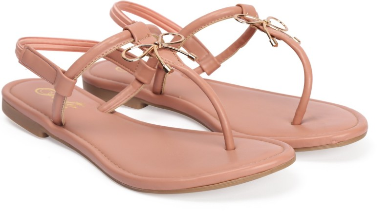 Jade Women Pink Flats