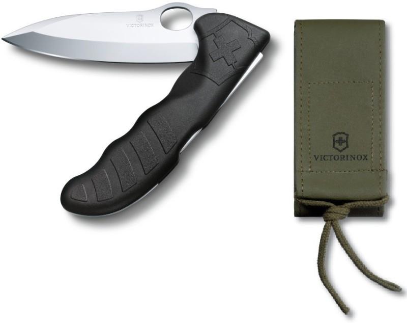 Victorinox Hunter Pro With Sheath Cover Knife Sheath(Black)
