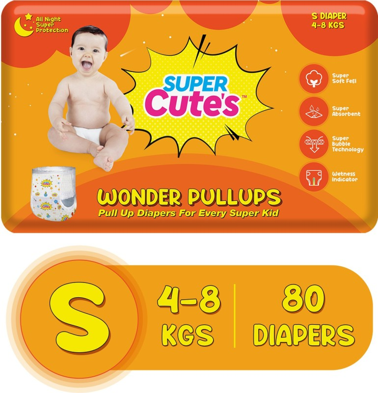 Upto 60% Off - Baby Diapers