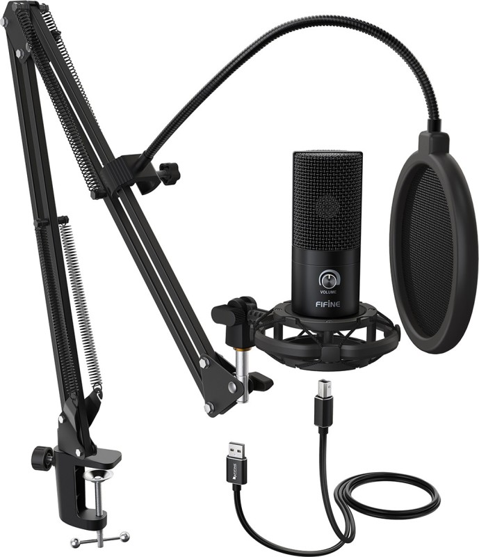 Extra 5% Off - Fifine And AKG