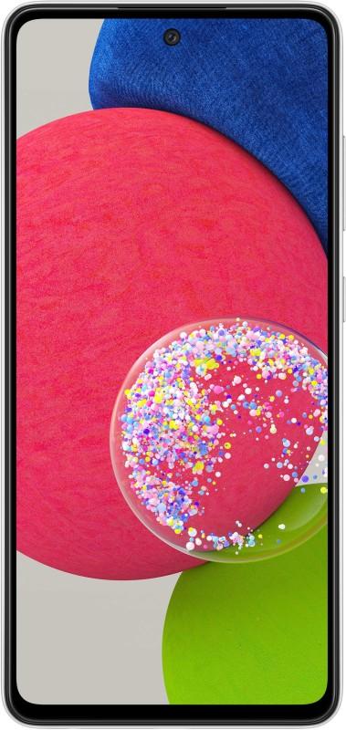 SAMSUNG Galaxy A52s 5G (Awesome White, 128 GB)(8 GB RAM)