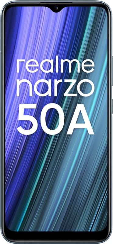 realme Narzo 50A (Oxygen Green, 128 GB)(4 GB RAM)