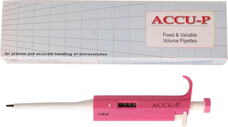 Accu-P Micro Laboratory Pipette(20 microliter)