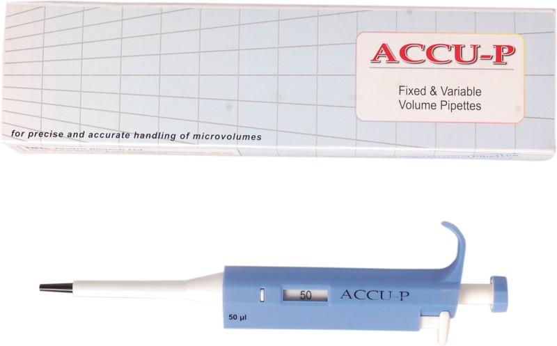 Accu-P Micro Laboratory Pipette(500 microliter)