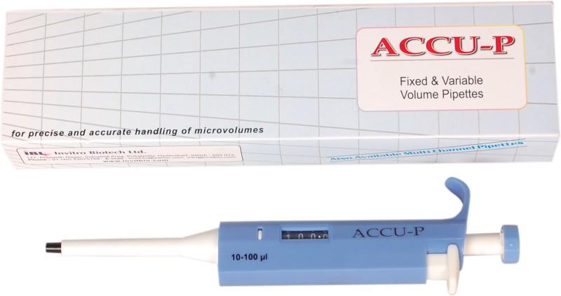 Accu-P Micro Laboratory Pipette(100 microliter)