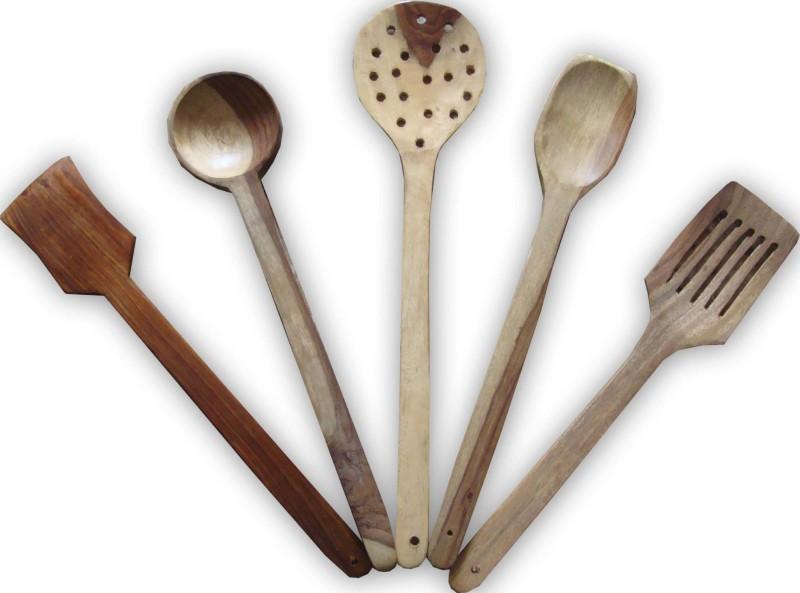 Roshni Wood Ladle