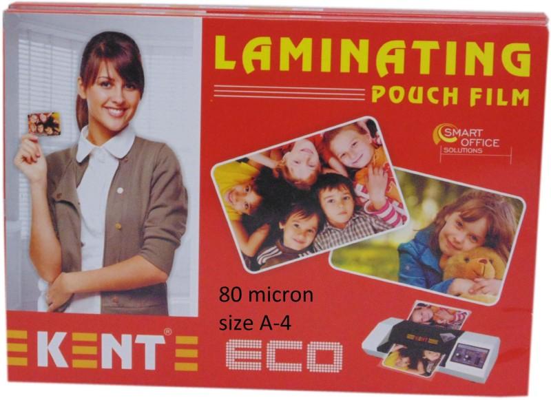 Kent A4 Laminating Sheet(80 mil Pack of 2)