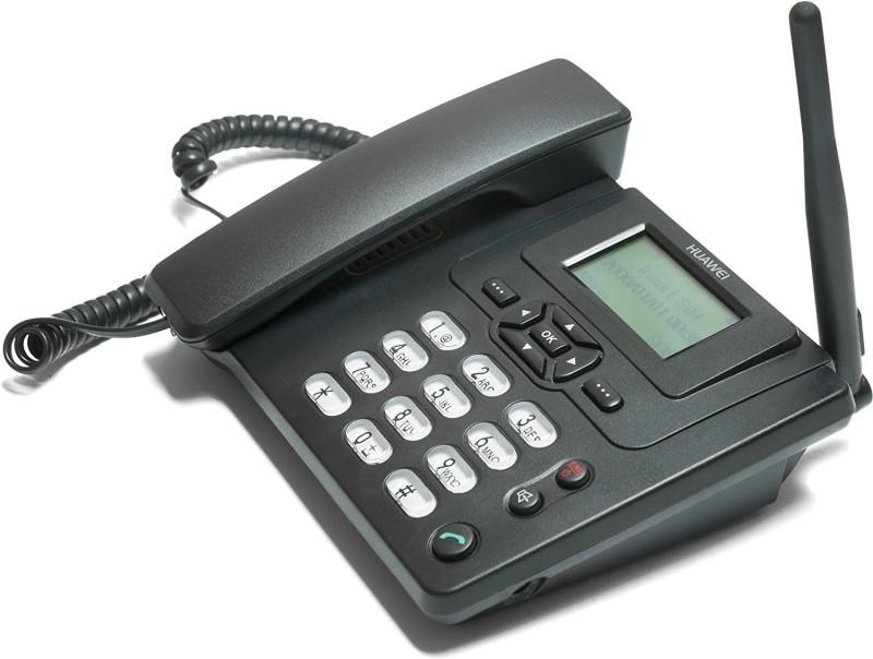 Huawei ETS3125i Corded Landline Phone(Black)