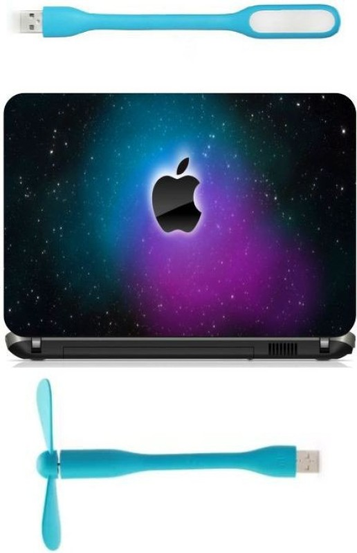 Print Shapes apple galaxy 2 Combo Set(Multicolor)