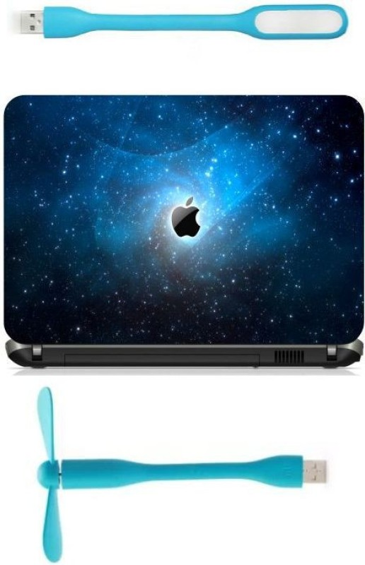 Print Shapes apple galaxy Combo Set(Multicolor)