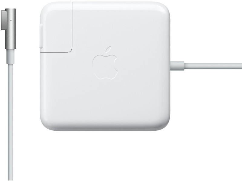 Apple MC556HN/B MagSafe Power Adapter For MacBook Pro 85 W Adapter(Power Cord Included)