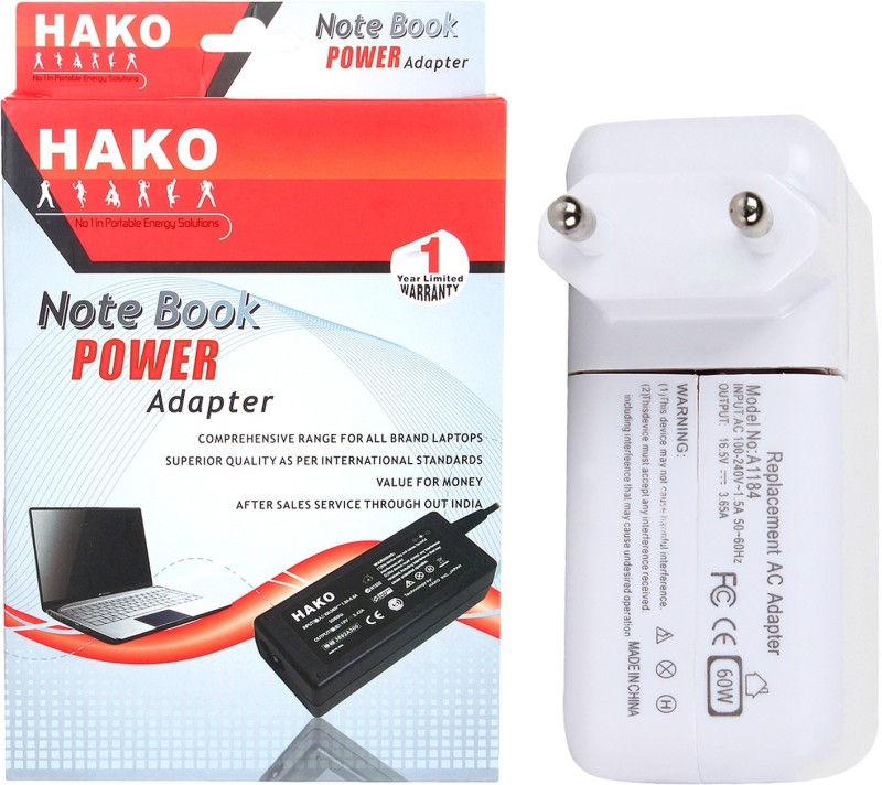 Hako 60W Magsafe1 Laptop Charger For APPLE MacBook 13