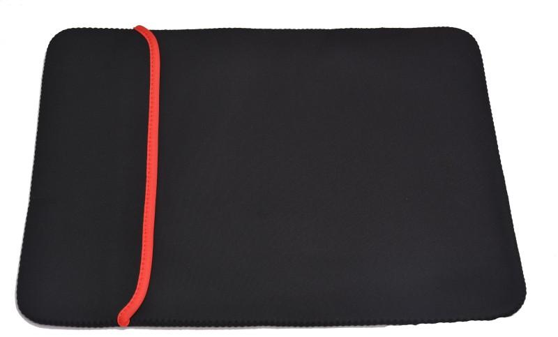 HOC Reversible 15.6-inch Laptop Sleeve 15.6 inch Sleeve/Slip Case(Black)