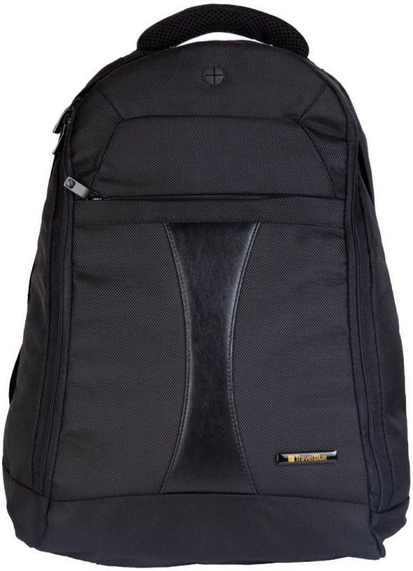 Travel Blue 15'' Laptop Backpack - Large 25 L Laptop Backpack(Black)