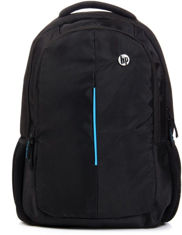 HP 15 inch Laptop Backpack(Black) QWHP001