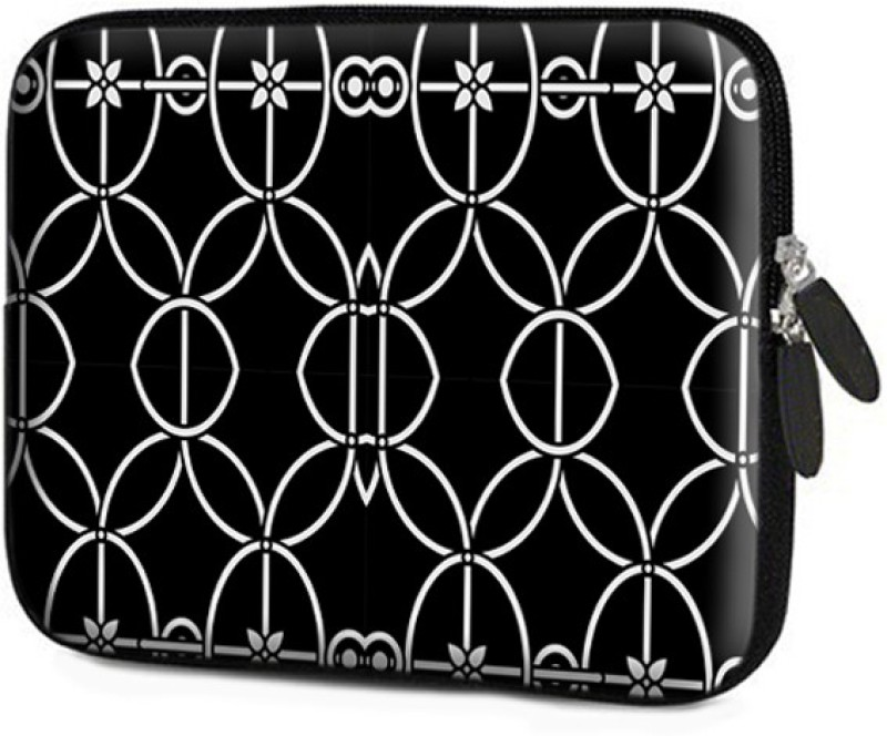 Swagsutra 13 inch Expandable Sleeve/Slip Case(Multicolor)
