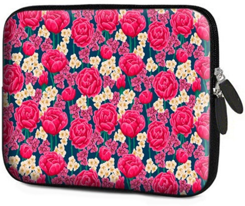 Theskinmantra 14 inch Expandable Sleeve/Slip Case(Multicolor)