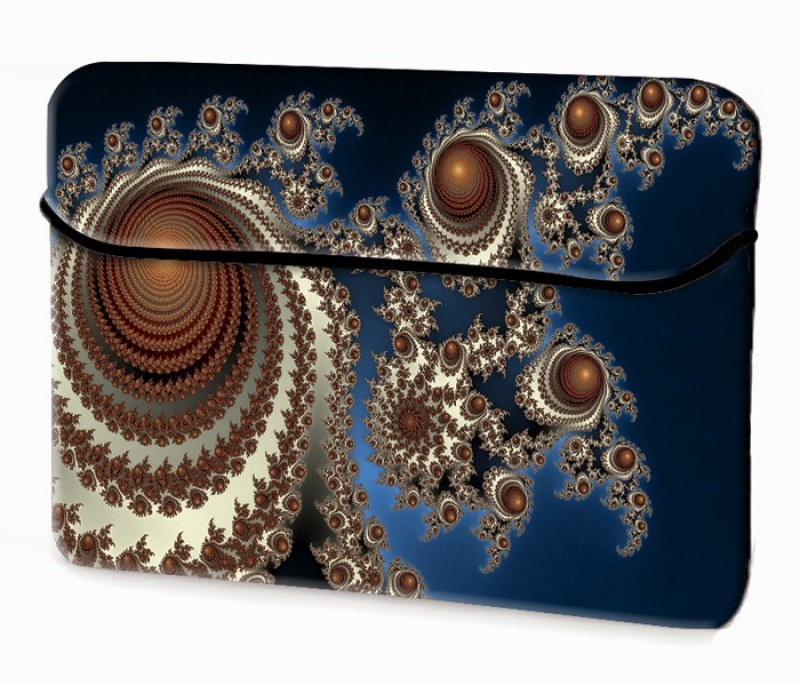 Swagsutra 14 inch Expandable Sleeve/Slip Case(Multicolor)