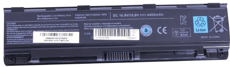 Maanya Teck P51-MT11 6 Cell Laptop Battery