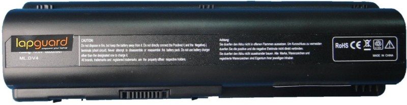 Lapguard HP Compaq Presario CQ40 12 Cell Laptop Battery