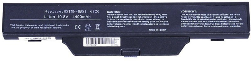 Maanya Teck HP 6720 Compaq 6735s 6 Cell Laptop Battery