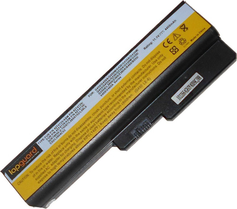 Lapguard IdeaPad B460 6 Cell Laptop Battery