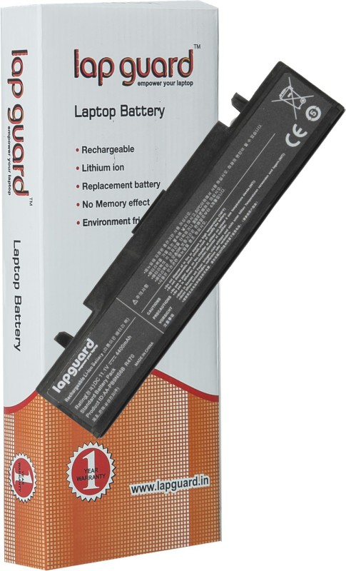 Lapguard Np-r517 6 Cell Laptop Battery