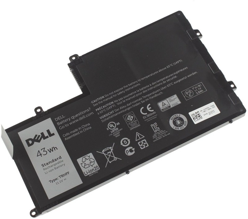 Dell Latitude 3450 3550 3 Cell Laptop Battery