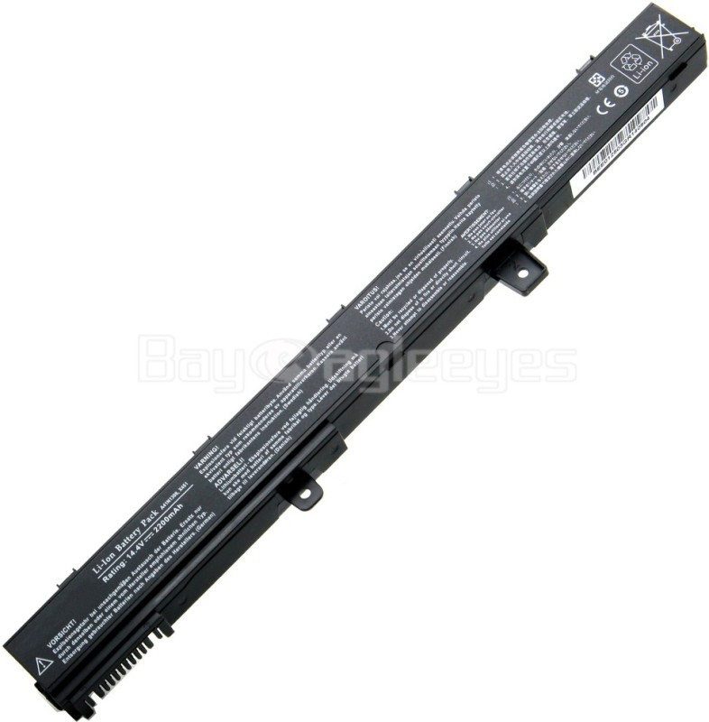 Hako Asus X451 X551 X451C X451Ca X551C X551Ca X551Ca-Sx024H X551Ca-Sx029H X551Ca-Dh21 4 Cell Laptop Battery