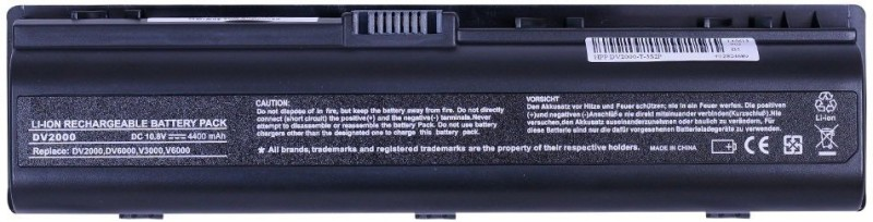 Maanya Teck HP DV2000 Pavilion dv2014EA 6 Cell Laptop Battery
