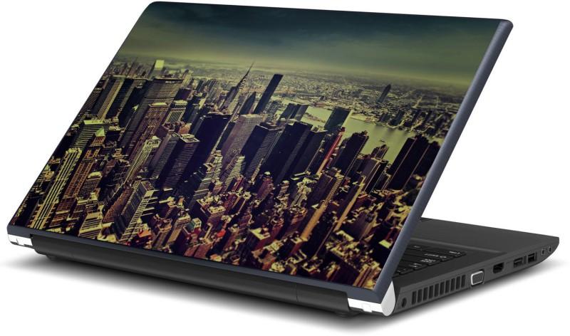 Artifa New york City Aerial Vinyl Laptop Decal 15.6