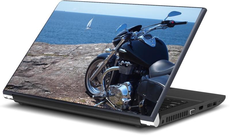 Artifa Triumph Motorcycle Vinyl Laptop Decal 15.6