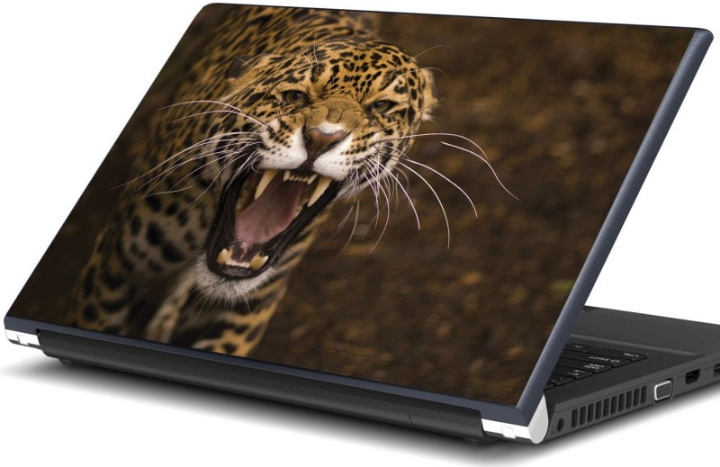 Artifa Jaguar Wild Cat Vinyl Laptop Decal 15.6