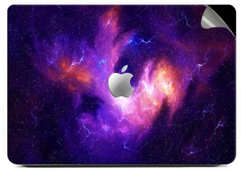 Swagsutra Galaxy Vinyl Laptop Decal 15