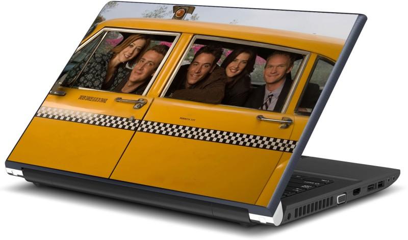 Artifa How I Met Your Mother Tv Series Vinyl Laptop Decal 15.6