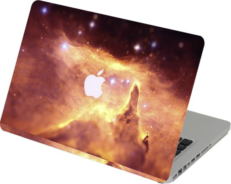 Swagsutra Swagsutra Galaxy beauty Laptop Skin/Decal For MacBook Air 13 Vinyl Laptop Decal 13