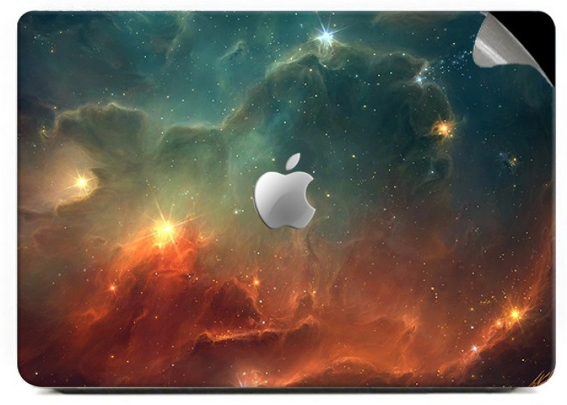 Swagsutra Shining Galaxy Vinyl Laptop Decal 15