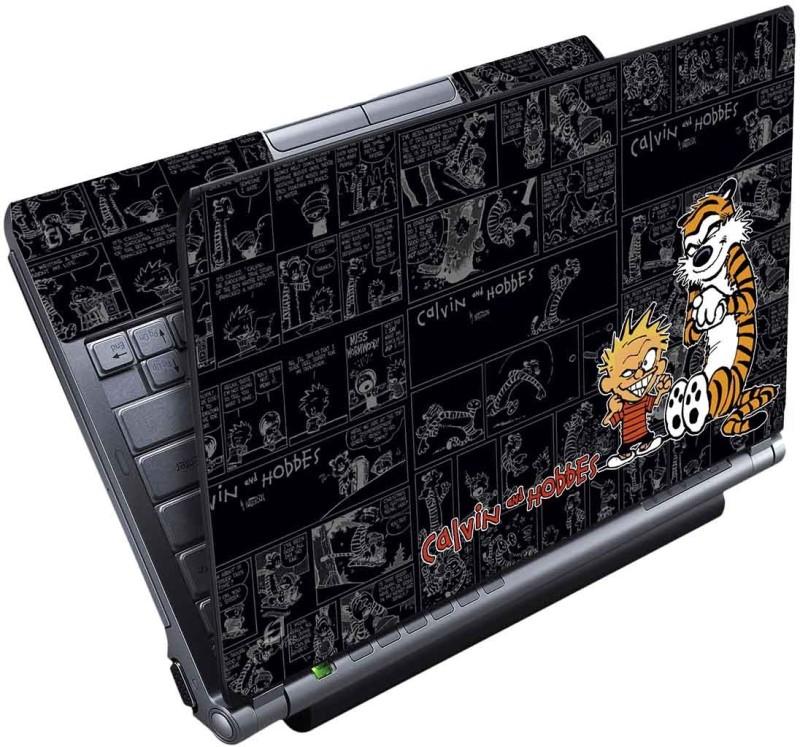 FineArts Calvin & Hobbes Full Panel Vinyl Laptop Decal 15.6