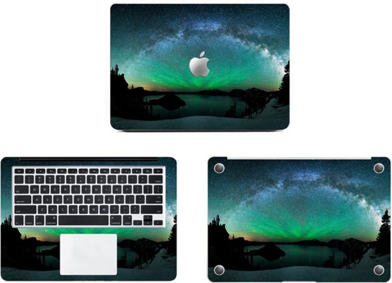 Swagsutra Cosmic Colours SKIN/DECAL Vinyl Laptop Decal 13