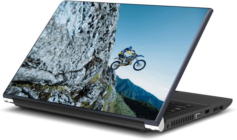 Artifa Husaberg Enduro Motorcycle Vinyl Laptop Decal 15.6
